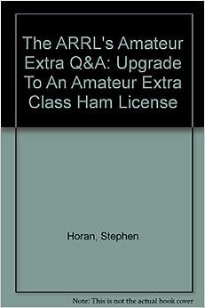 Advanced class amateur license #12