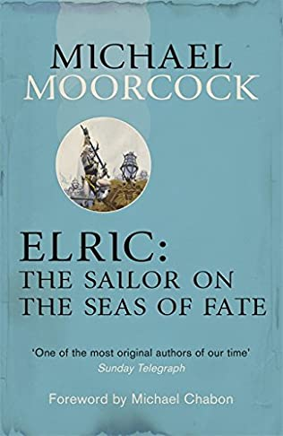 book cover of The Sailor on the Seas of Fate