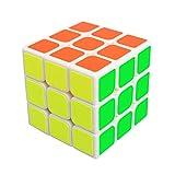 Rubik's Cube 3x3x3 Layer Rubix Magic Puzzle Speed Cube Brain Teaser Durable Smooth