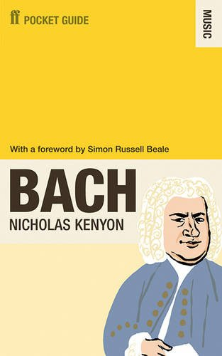 The Faber Pocket Guide to Bach (Pocket Guide: Music)