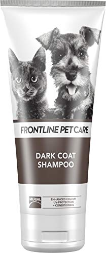 Merial Frontline Pet Care Champú Oscuro: Amazon.es: Productos para mascotas