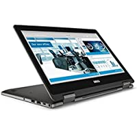 2017 Newest Dell Latitude 13.3 Full-HD touchscreen 2-in-1 Convertible Laptop, Intel Core i3-6006U 2.0GHz Dual-Core, 4GB RAM, 128GB SSD, 802.11ac, Bluetooth, HDMI, HD Webcam, Windows 10 Pro