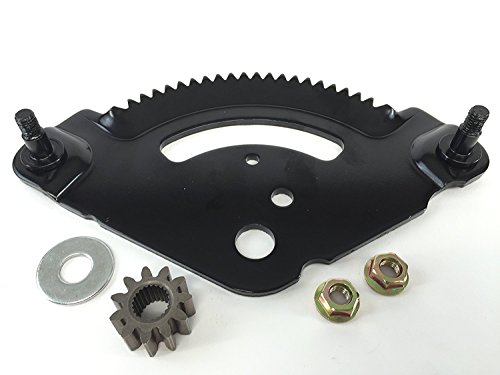 Flip Manufacturing 717-1550 Steering Sector Plate and Pinion Gear Replacement for MTD Troybilt