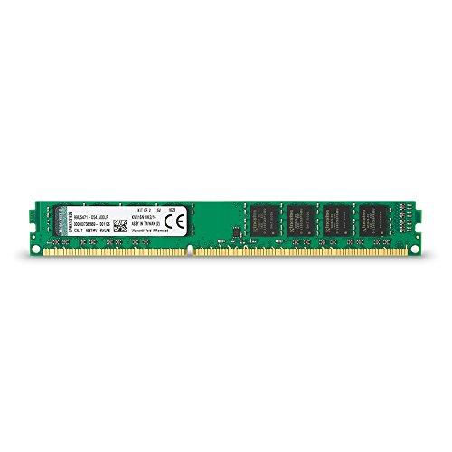 Kingston Technology 16GB Non-ECC CL11 DIMM 1600MHz DDR3 RAM (KVR16N11K2/16) - Kit of 2 by Kingston Technology (Image #2)