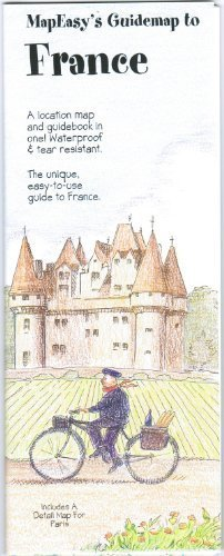 MapEasy's Guidemap to France pdf