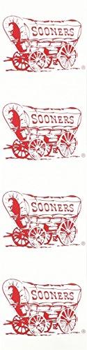 Sports Solution Oklahoma Sooner Schooner Logo Sticker - Sooners Oklahoma Logos