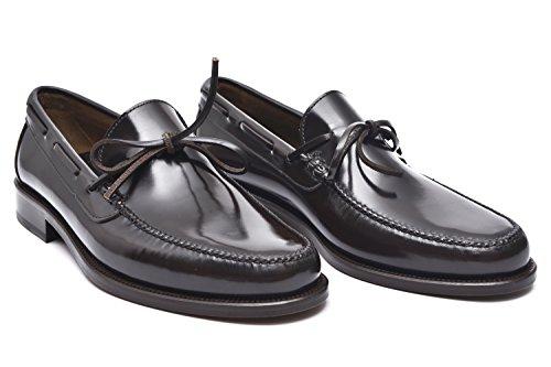 G&P cobbler - Craftsman Moccasin Tie Brown suElH26E