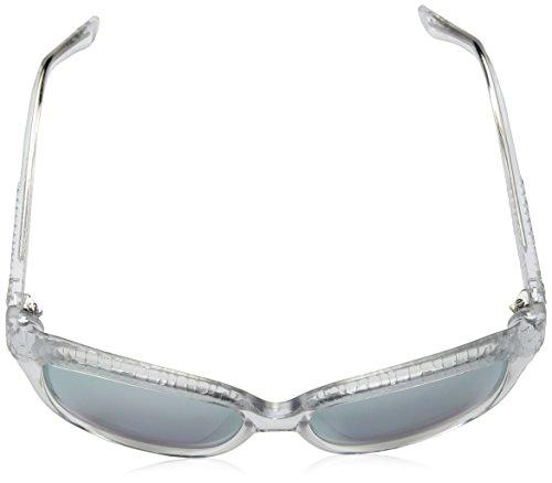 54453d13e20 Amazon.com  GUESS Women s Acetate Square Soft Cat-Eye Sunglasses ...