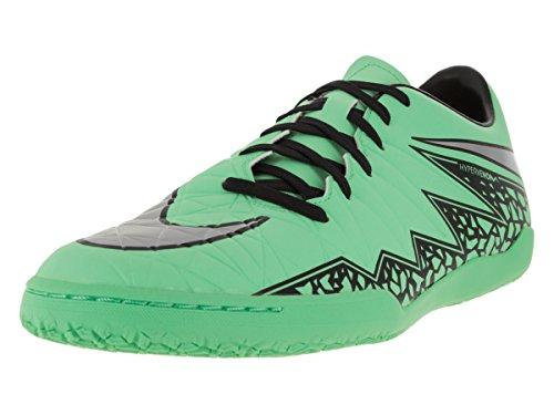 Glw Mtllc Nike grn Naranja Orng Ic hypr Footbal Verde Phelon Chaussures Plateado Hypervenom Ii b Hommes Slvr vrpwPv