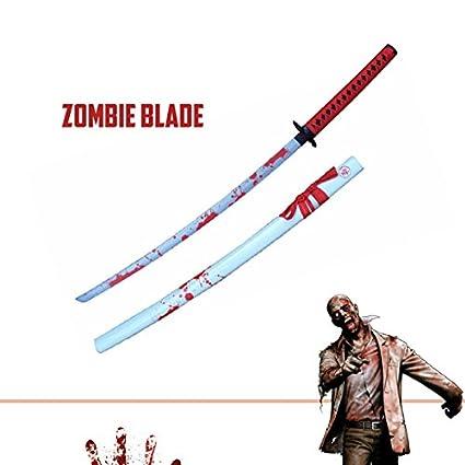 Amazon.com : OTAKU NINJA HERO Zombie - Zombie Blade Katana ...