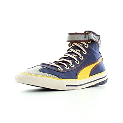Puma 917 mid popart 34641603, Baskets Mode Homme taille