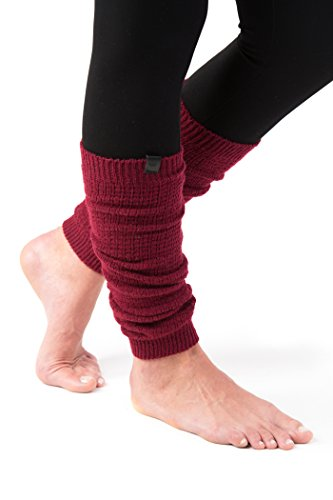 Merino Wool Leg Warmers - 1