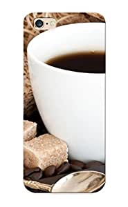 Stylishgojkqt Design High Quality Coffee Cover Case With Ellent Style For Iphone 6 Plus(nice Gift For Christmas)