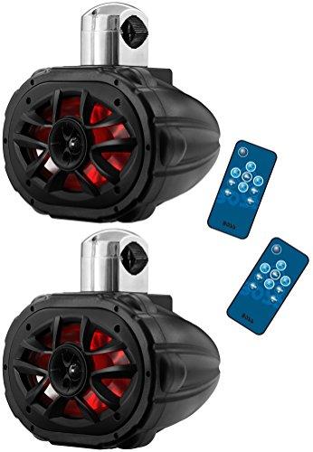 Waketower Speaker (2) Boss MRWT69RGB 6x9