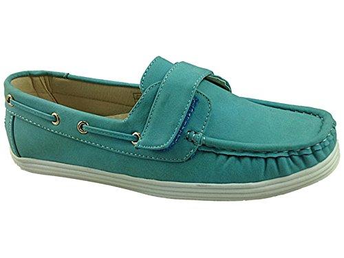 Cushion Walk ,  Damen Bootschuhe Blau