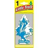 Little Trees  White Water 吊り下げタイプ air freshener 3-paks(3枚入り)