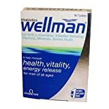 Wellman 30 tablets Review