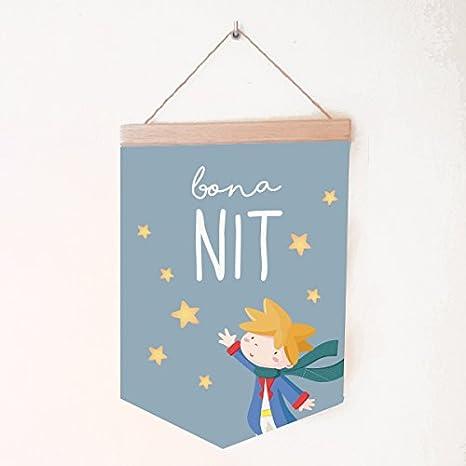 StarStick - Banderola Bebé Dulces sueños pequeño príncipe ...
