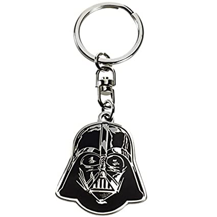 Amazon.com: Star Wars ABYstyle Darth Vader Keychain (Multi ...