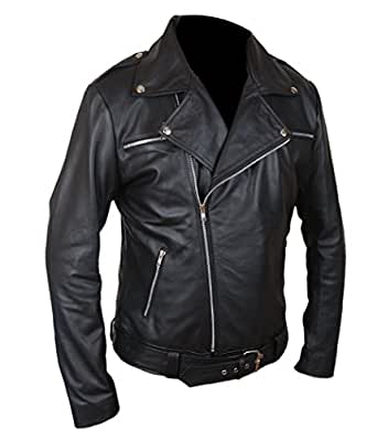 F&H Mens The Walking Dead Negan Jacket