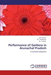 The authentic information regarding vegetative parameters, floral characters, quality parameters, genetic parameters and correlation coefficient based on the research carried out in nine gerbera genotypes at Pasighat, Arunachal Pradesh, India...