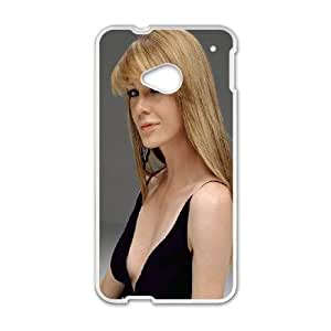 Celebrities Ellen Pompeo HTC One M7 Cell Phone Case White Exquisite gift (SA_547454)