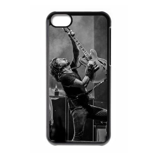 F F 004 coque iPhone 5C Housse téléphone Noir de couverture de cas coque EOKXLLNCD15301