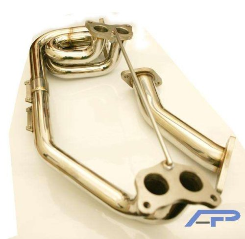 Agency Power (AP-GDA-175) Unequal Length Header, Stainless Steel