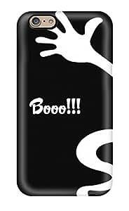 Excellent Design Black And White Halloween Indeziner Cartoon Illustration Halowen Haloowen Hallooween Hallowen Halowe Holiday Halloween Phone Case For Iphone 6 Premium Tpu Case wangjiang maoyi