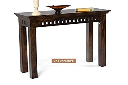 VK Furniture Sheesham Wood Console Table