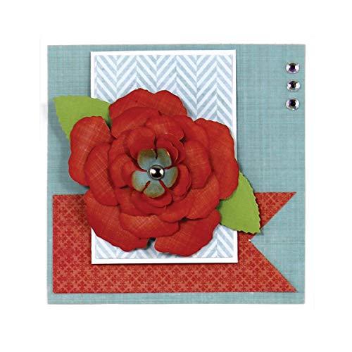 Spellbinders S5-050 Mega Dies, Rose Creations (Renewed) ()