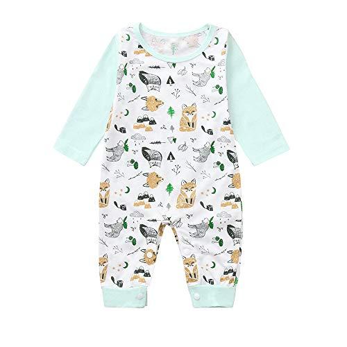 ARINLA Newborn Infant Baby Kids Child Girls Boys Sleeveless Flower Romper Jumpsuit