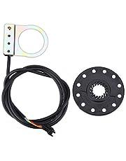 Demeras PAS-systeem assistent sensor gedeeld e-bike-pedaal type 12 magneten elektrische fietssnelheidssensor