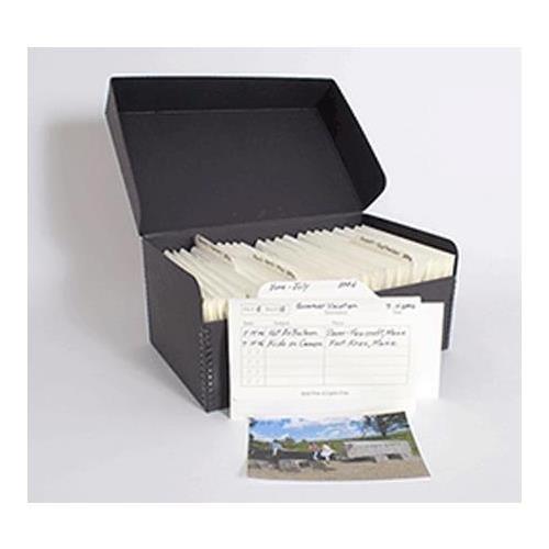 Archival Methods Archive Box 900 Kit for 4x6 Photos