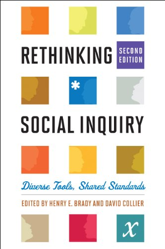 Download Rethinking Social Inquiry: Diverse Tools, Shared Standards Pdf