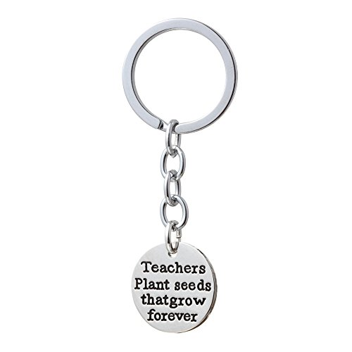 Teacher Appreciation Gift Chain Ring product image