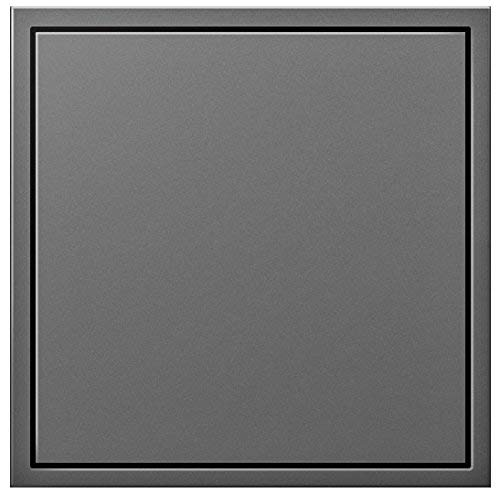 Legrand Adorne ARPTR152GM2WP Magnesium 2-Gang Pop-Out Outlet with Matching Wall Plate