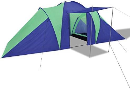 Festnight Tienda Familiar Tienda De Campaña Desplegable para Camping (tienda para 6 Personas) Color Opcional: Amazon.es: Hogar