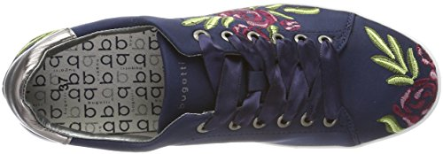 Low Bugatti Sneakers Multicolor Blue donna da 421291056950 blu wwqHBCg