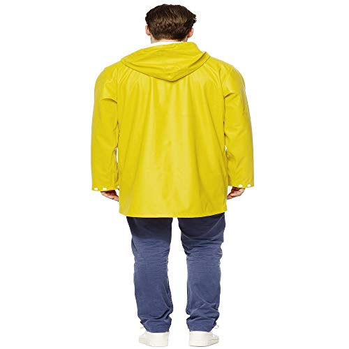 Unisexe Tretorn Rainjacket Yellow Pour Wings Spectra Ar8wgrtq