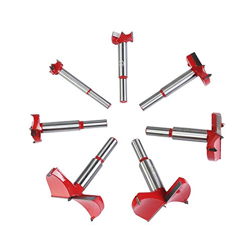 FivePears Forstner Drill Bit 60mm Professional Woodworking Hole Saw Cutter (60mm) -