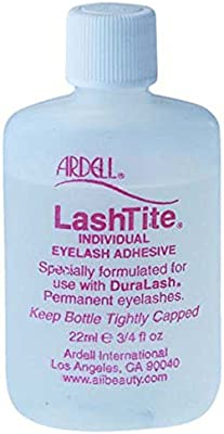 9c0f68b3940 Amazon.com : Ardell LashTite Individual Eyelash Adhesive Glue 0.75oz 130330  1810029 : Beauty