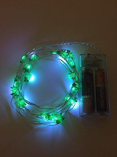 Allure Mini LED Christmas Tree String Lights with Timer by Boston Warehouse 10-foot & Amazon.com: Allure Mini LED Christmas Tree String Lights with Timer ...