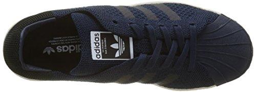 adidas Superstar 80s PK, Scarpe da Fitness Uomo Blu (Collegiate Navy/Core Black/Onix)