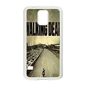 Samsung Galaxy S5 Phone Case White The Walking Dead KG6359791