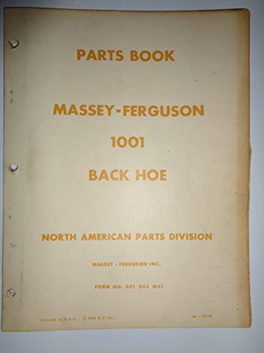 Massey Ferguson Backhoe - 6