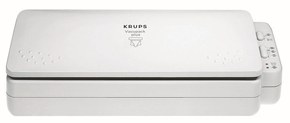 Krups F 380 70 Folienschweißgerät Vacupack Plus Konservierung Küche Küchengeräte