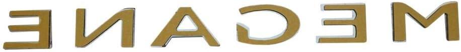 Logo Megane posteriore monogramma 908890003R per R.e.n.a.u.l.t Megane MK3 ESP591