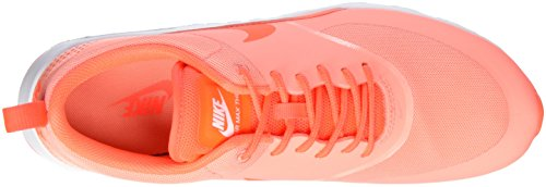 White Atomic Crimson Ttl Chaussures Max Femme Pink de Air Nike Course Thea Cqwppg