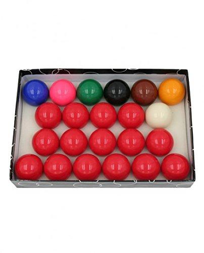CAAA - Bolas 57, 2 mm para billar Snooker 2mm para billar Snooker